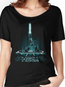 MEGA Women's Relaxed Fit T-Shirt
