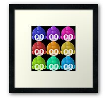 9 Lives Framed Print