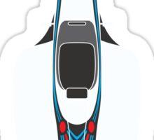 Frank's Top View Formula Legend 2015 Sticker
