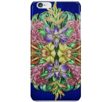 Tropical Mandala iPhone Case/Skin