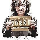 Sirius Black by hans-zombee