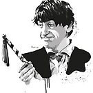Second Doctor by hans-zombee