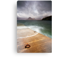 From The Jetty Canvas Print