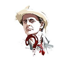 Seventh Doctor Photographic Print