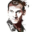 Ninth Doctor by hans-zombee