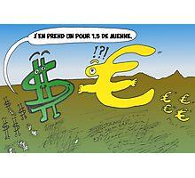 Infos Options Binaires en BD USD et EUR Photographic Print