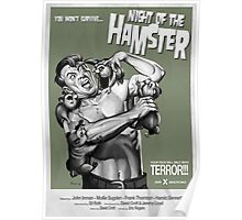 Night of the Hamster Poster