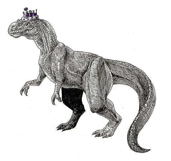 King Rex by ProfessorBees