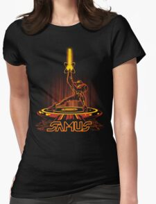 SAMTRON Womens Fitted T-Shirt