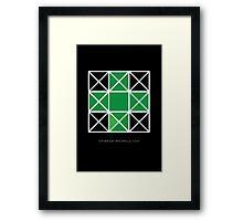 Design 78 Framed Print