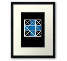 Design 79 Framed Print