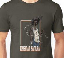 Crabman Samurai Unisex T-Shirt