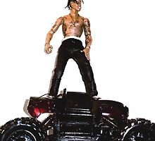Rodeo - Travis Scott by CBreithaupt
