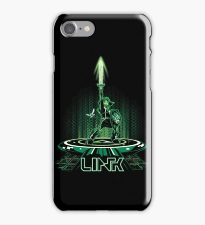 LINKTRON iPhone Case/Skin