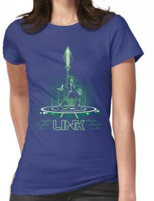 LINKTRON Womens Fitted T-Shirt