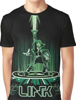 LINKTRON Graphic T-Shirt