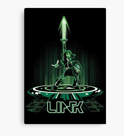 LINKTRON Canvas Print