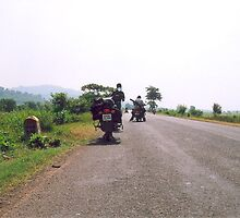 On the way to Harihareshwar by 2write