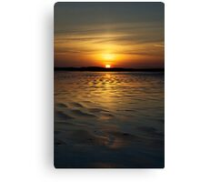Dingle sunrise Canvas Print