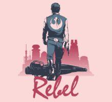 Rebel (light version) Kids Clothes