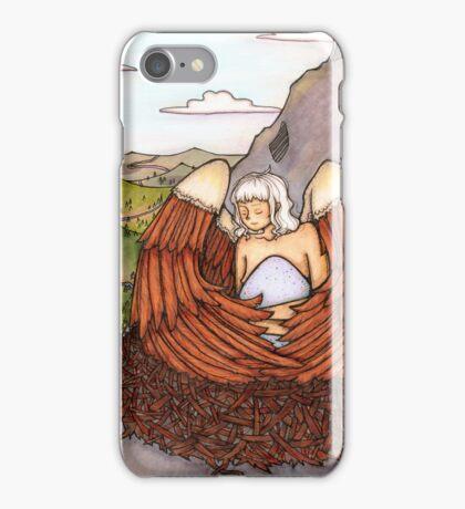 Eagle Goddess iPhone Case/Skin