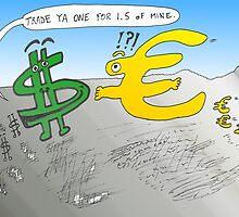 Binary Options News Cartoon by Binary-Options