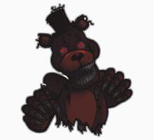 Nightmare Freddy Baby Tee