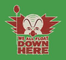 We All Float  by Fanboy30