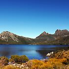 Beautiful Tasmania - Dove Lake and Cradle Mountain by georgieboy98