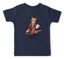 Rebel Fox Kids Tee