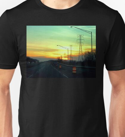 Interstate Going West Unisex T-Shirt