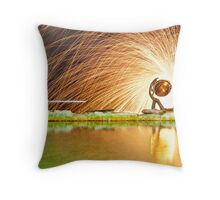 30th April 2012 Throw Pillow