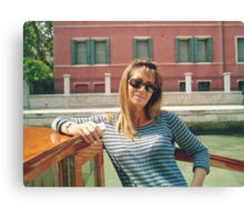 GUENDALYN A VENEZIA....ola la la'...beautiful Venice - 5000 VISUAL. 2013.  -   FEATURED IN RB EXPLORE 2 MAGGIO 2012 ____ wowwow wowwwwwwwwww!!!! Canvas Print