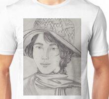 Roaring Twenties Woman Unisex T-Shirt