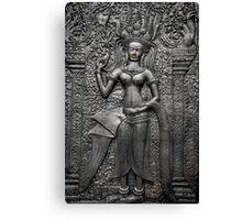 buddhist goddess Canvas Print