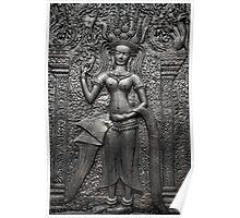 buddhist goddess Poster