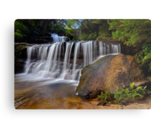 Queens Cascades. Metal Print