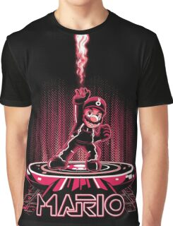 MARIOTRON Graphic T-Shirt