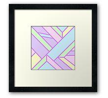 Color Pop Framed Print
