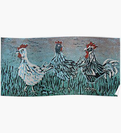 Bridget's Poultry 1 Poster