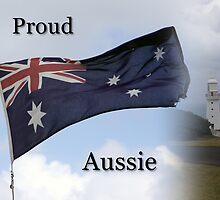 Proud Aussie by Sherie Howard