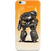 Batmobile Mecha iPhone case iPhone Case/Skin