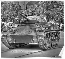 M24 Chaffee (Rebels Revenge) Poster