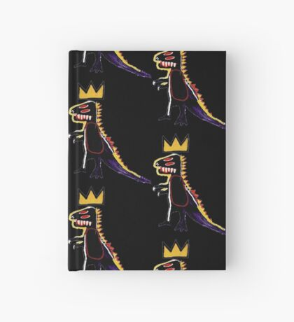 Basquiat Dinosaur Hardcover Journal