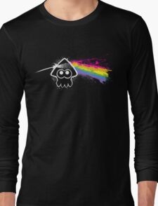 DARK SIDE OF THE SQUID Long Sleeve T-Shirt