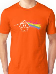 DARK SIDE OF THE SQUID Unisex T-Shirt