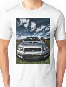Mitsubishi Lancer Evolution 7 Unisex T-Shirt