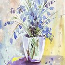 The Bluebell is the sweetest flower by Maree Clarkson