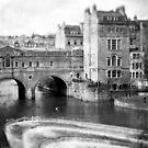 Pulteney bridge, Bath by James Taylor