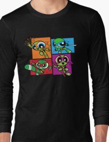 Power POP Turtles Long Sleeve T-Shirt